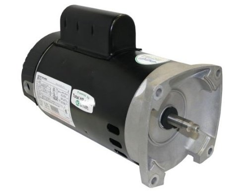 1.5 Hp 3450Rpm 56Y Frame 230V 2 Speed Square Flange Pool Pump Replacement Motor Ao Smith Electric Mo