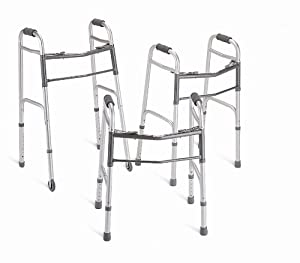 Medline Deluxe Walker - Junior Walker w/3