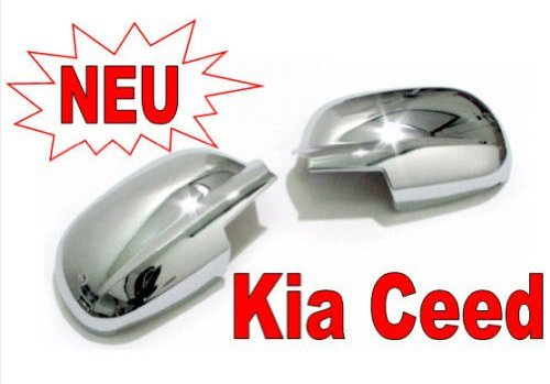 Accessoires-pour-Kia-Ceed-KIA-CEED-SW-Pro-Ceed-modles-2010-2012-Tuning-Capuchons-Miroir-chrom