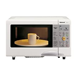 National [角皿スチーム機能つき] オーブンレンジ ホワイト (出力950w)NE-M150-W