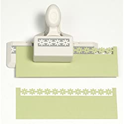 Martha Stewart Crafts Double-Edge Punch, Daisy Chain Trim