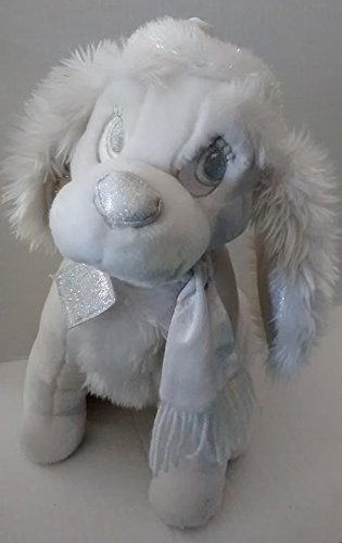 "Lady And The Tramp CHRISTMAS LADY 14"" Plush (""Snowflake Lady"") - 1"