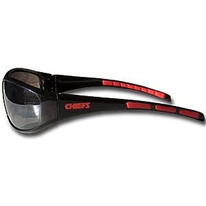 NFL Sunglasses - Kansas City Chiefs NFL Sunglasses - Kansas City Chiefs by NFL Licensed Merchandise