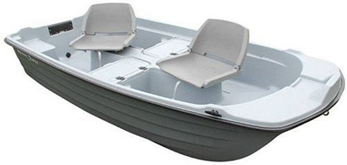 KL Industries 9.4 ft Water Quest Fishing Boat