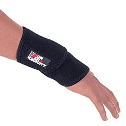 Nonzero Gravity Adjustable Breathable Neoprene Wrist Support - One Size Fits All
