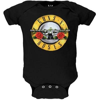 Guns N' Roses - Baby-boys Appetite Infant Bodysuit