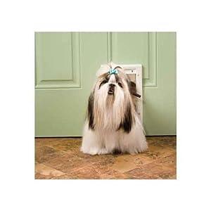 PetSafe Plastic Pet Door with Soft Tinted Flap