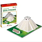 3Dパズル 防水 立体 ピラミッド マヤ文明 エジプト 古代