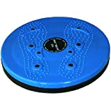 GC Pilates Twist Board Waist Torsion Disc/Board with Reflexology Magnets