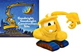 Goodnight, Goodnight, Construction Site Book & Plush Doll Set