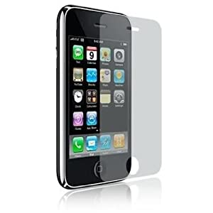 CitiGeeks® 3x Anti-Glare Premium Screen Protector for iPhone 3G and 3GS. Fingerprint Resistant. Matte. Pack of 3. CitiGeeks Retail Package.