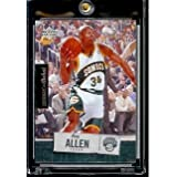 2005 06 Upper Deck Rookie Debut Ray Allen Seattle Sonics Basketball Card #88 - Mint... by