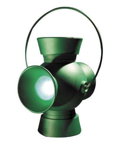 DC Collectibles Green Lantern Power Battery and Ring Prop Replica Action Figure Accessory, Scale 1/1