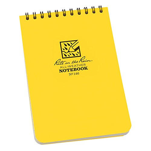 rite-in-the-rain-universal-pocket-top-spiral-notebook-white-yellow-4-x-6-inch