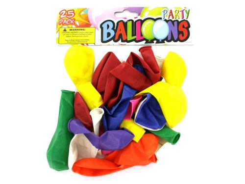 Party Balloon Pack : Package Of 48