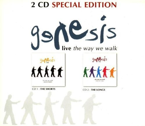 Genesis - Genesis Live: The Way We Walk, Vol. 2 (The Longs) - Zortam Music