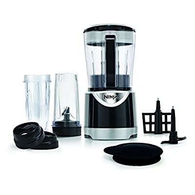 Ninja BL201 Kitchen System Pulse with 2 Single Serve Jars