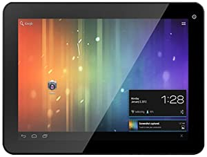 Kocaso M870 8-inch Tablet (Green) - (AMD 1.2GHz, 1GB RAM, 8GB Memory, Android 4.0 Ice Cream Sandwich)