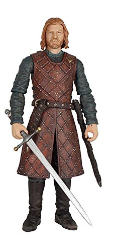 FunKo 012682 Game of Thrones Legacy Ned Stark Action Figure Series 1, 15 cm