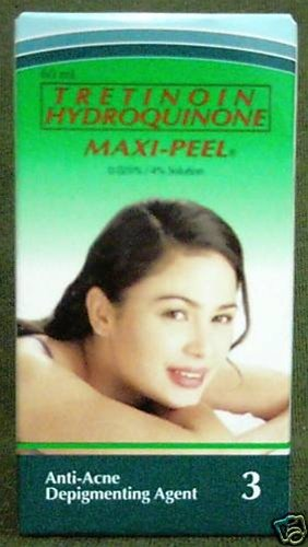 how to use maxi peel exfoliant solution 2