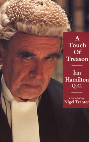 Nigel Tranter  Ian Hamilton - A Touch of Treason