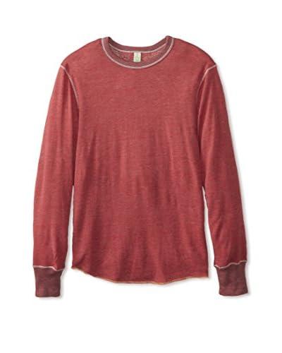 Alternative Men's Feeder Long Sleeve Crew Neck Sweater