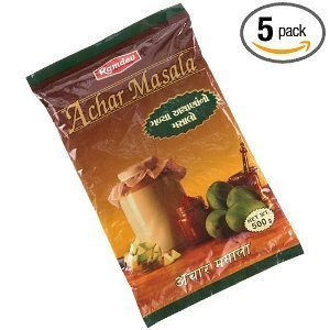 Ramdev Achar Masala (Sweet), 17.5-Ounce Packages (Pack of 5)