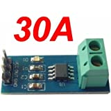 Electrical Parts 30A Range Current Sensor Module ACS712