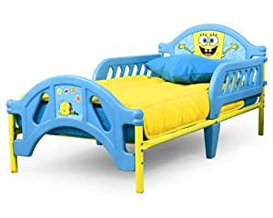 nickelodeon kinder trolley sponge bob bett f r. Black Bedroom Furniture Sets. Home Design Ideas