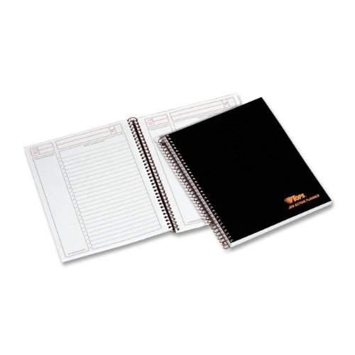 Tops 63828 Journal Entry Notetaking Planner Pad, Ruled, 6-3/4 X 8-1/2, White, 100 Sheets