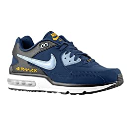 Men\'s Nike Air Max Wright Shoes Blue 317551-448 (11.5)
