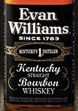 エヴァン ウィリアムス ブラックラベル 43度/750ml  【バーボンウイスキー】
