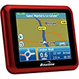 Binatone G350+ V2 3.5 Inch UK & ROI Sat Nav with Case