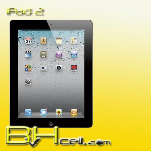 Apple iPad 2 with Wi-Fi + 3G (AT&T, Black, 64GB)
