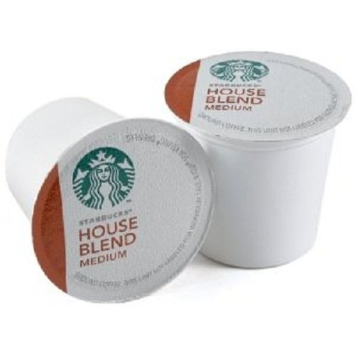 Starbucks House Blend K-Cups , 54-Count front-544630
