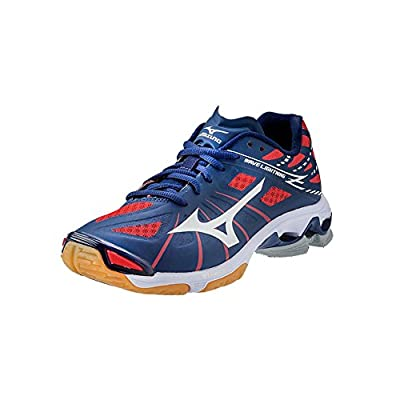 Mizuno Men's Wave Lightning Z NY-RD Volleyball Shoe