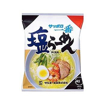 サンヨー食品サッポロ一番塩らーめん1箱5食入×6袋