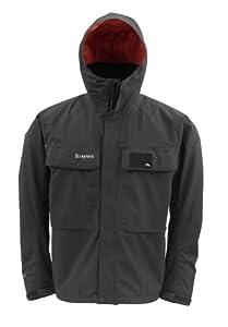 Buy Simms Bulkley Gore-Tex Jacket - Black (2X-Large) by Simms