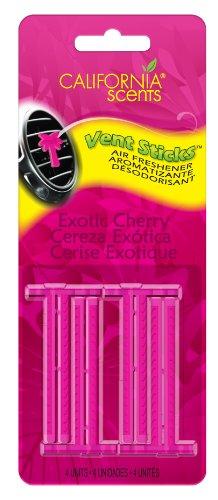California Scents Vent Sticks Exotic Cherry