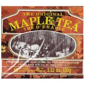 Big Save! Metropolitan Tea Company Original Maple Tea (50 Tea bags)