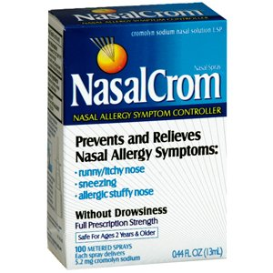 NASALCROM CROMOLYN NASAL SPRAY 13 ML