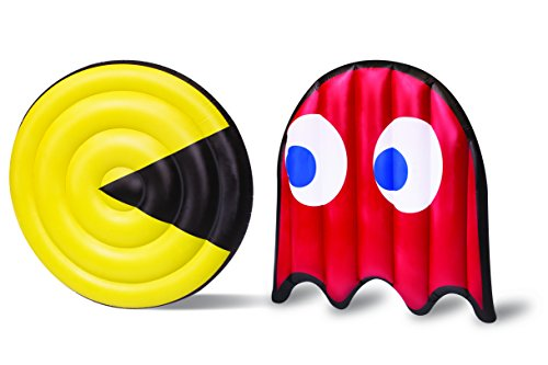 BigMouth Inc Pac-Man with Ghost Pool Float