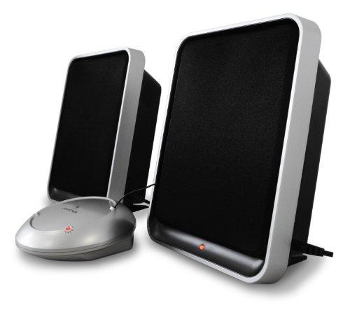 Auna aktive UHF-Funklautsprecher-Set Funkboxen kabellos/wireless bis zu 100m Reichweite für Wohnung, Garten, Terasse (863MHz, 400W max.)