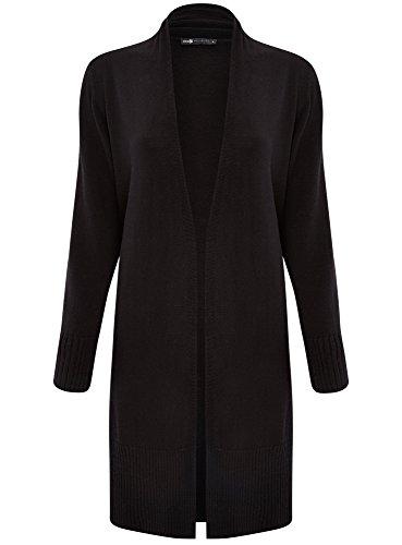 oodji-collection-femme-cardigan-long-sans-fermeture-noir-fr-36-xs