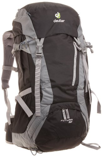 Deuter Futura 32 Backpack - Black/Titan
