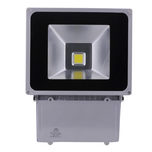 100W Cool White Led Wall Pack Wash Flood Light Spotlight Outdoor 90V - 240V Ac High Quality Chip