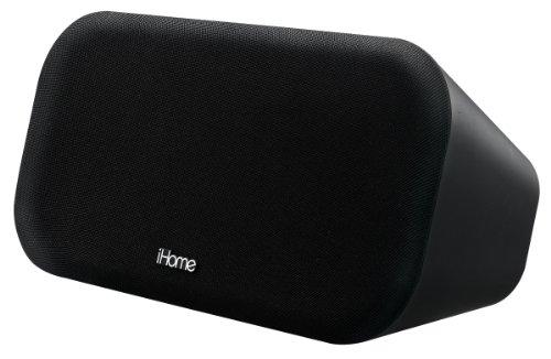 Ihome Bluetooth Wireless Stereo Speaker System, Black