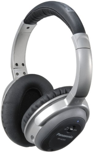 Panasonic RP-HC500 Noise-Canceling Headphones