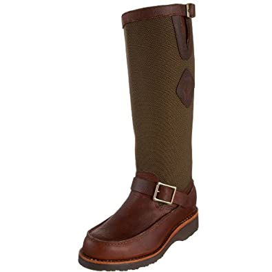"Chippewa Men's 23922 17"" Pull-On Snake Boot,5 oz. Goaky,8.5 D US"
