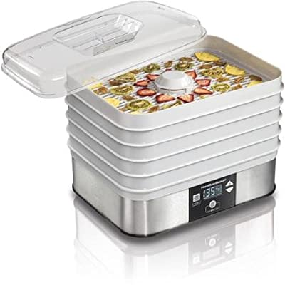 Hamilton Beach Digital 5-Shelf Food Dehydrator from Hamilton Beach